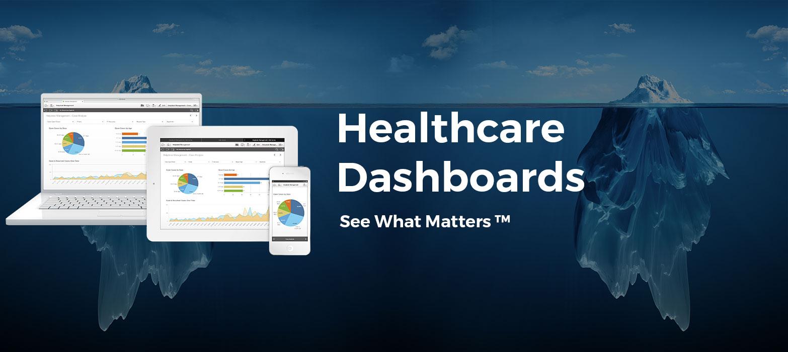 Healthcare Analytics Dashboards